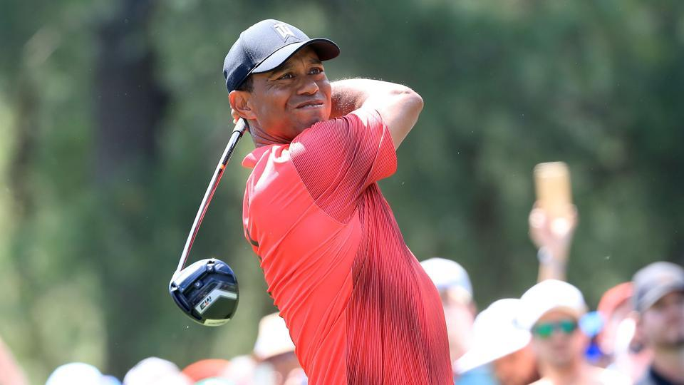 tiger woods to play british open golf after two