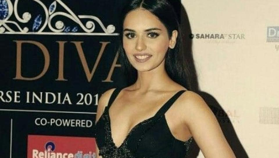 Once you see Miss World Manushi Chhillar's little black dress, you'll understand why she has the best wardrobe. (IANS File Photo)