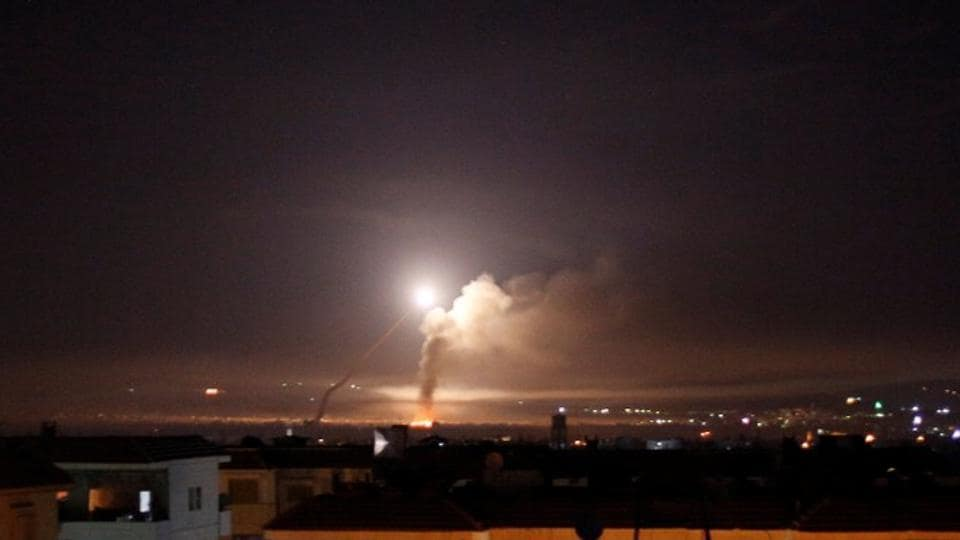 Syria blames Israel for airstrikes, IDF orders bomb shelters open in north