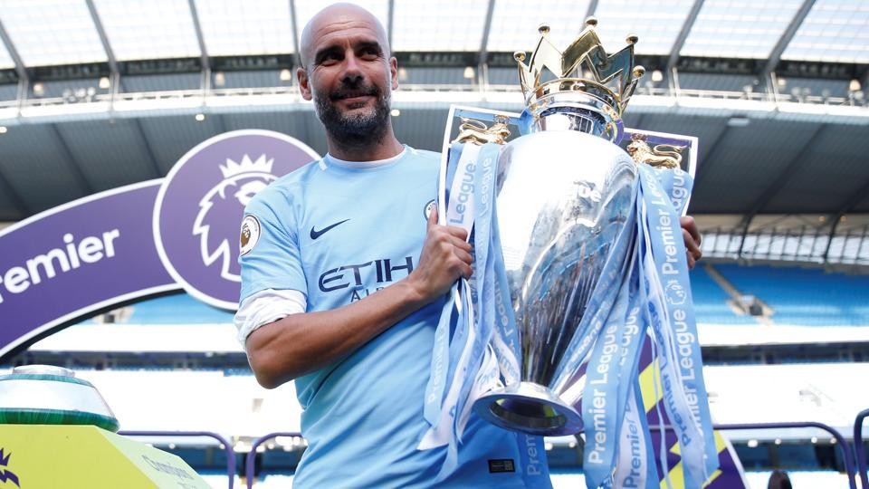 Image result for pep guardiola 100 win