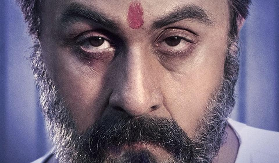 Ranbir Kapoor Looks Old And Pensive In New Sanju Poster See Pic