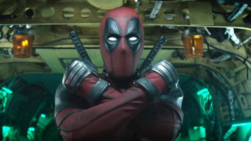 deadpool 2 movie times