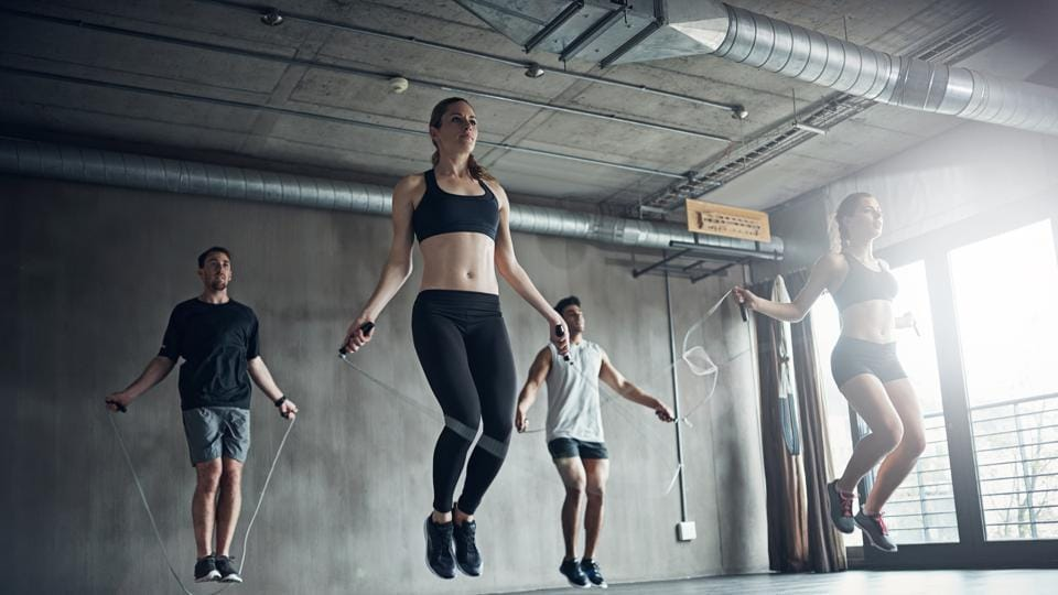 Skipping is a legit form of exercise that is extremely popular even among boxers and mixed martial artists.