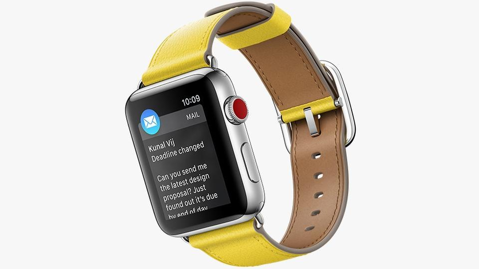 2b3aa87bc91 Apple Watch Series 3 LTE now available in India  Top deals from ...