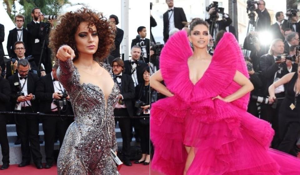 Cannes 2018: Deepika Padukone Is Femme Fatale in Black. Seen Pics Yet?