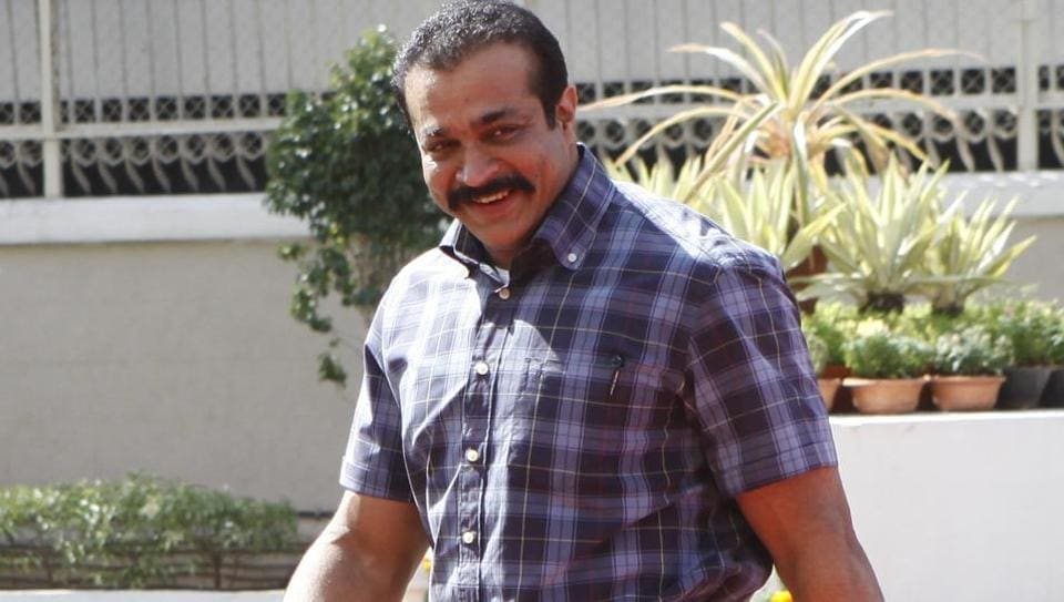 Additional director general of police Himanshu Roy who shot himself dead on Friday.