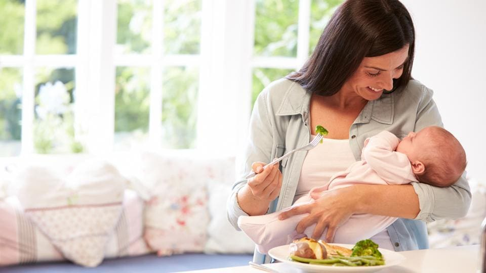 Mother's Day special: Diet and nutrition tips for new moms ...