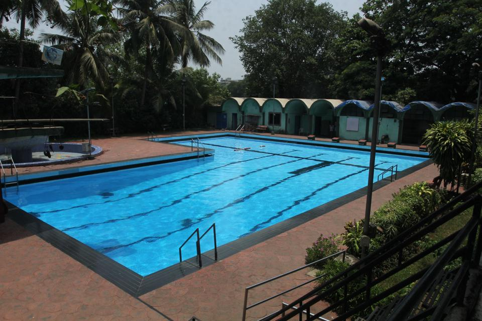 Mumbai,Dombivli,swimming pool