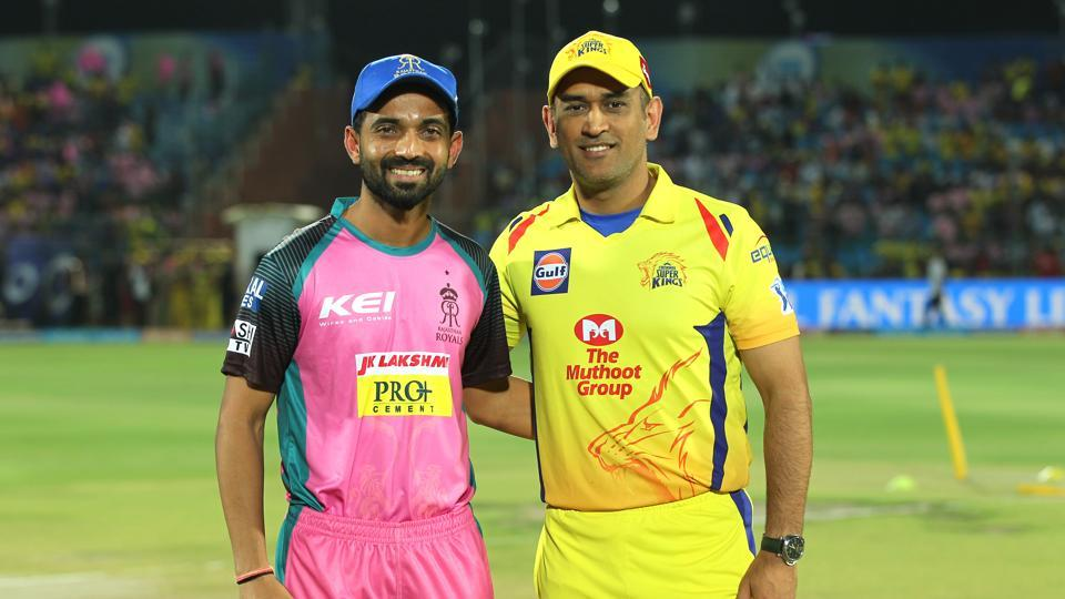 Chennai Super Kings won the toss and opted to bat first. (BCCI)