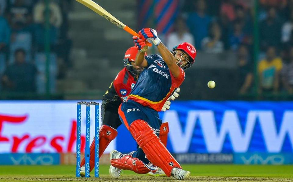 Rishabh Pant (684 runs) was the leading run scorer for Delhi Daredevils in IPL 2018. (photo source - IANS)