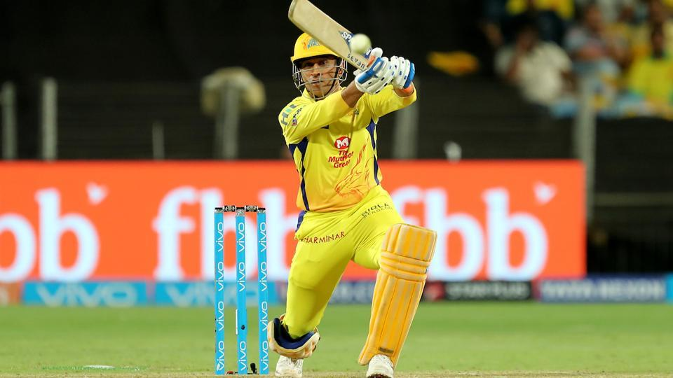 MS Dhoni also played a small cameo of 20 runs to guide his team over the line. (BCCI)
