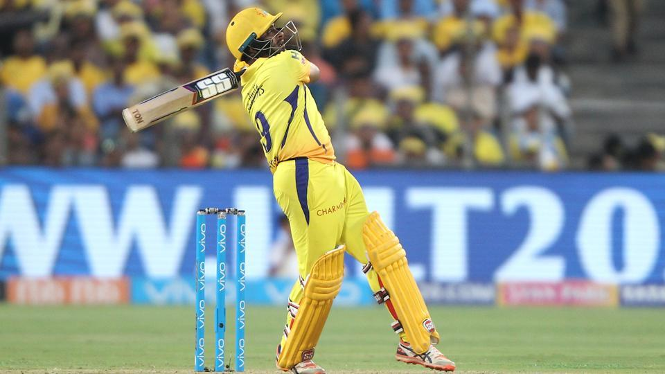 Ambati Rayudu, however, did not lose his focus and continued with his run flow. (BCCI)