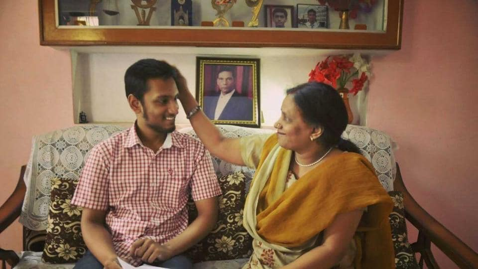Anmol Srivastava secured 100% marks in mathematics, in the ISC paper that he took hours after his father's death.