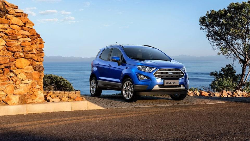 Ford India's compact SUV EcoSport one of the popular offerings from the brand.