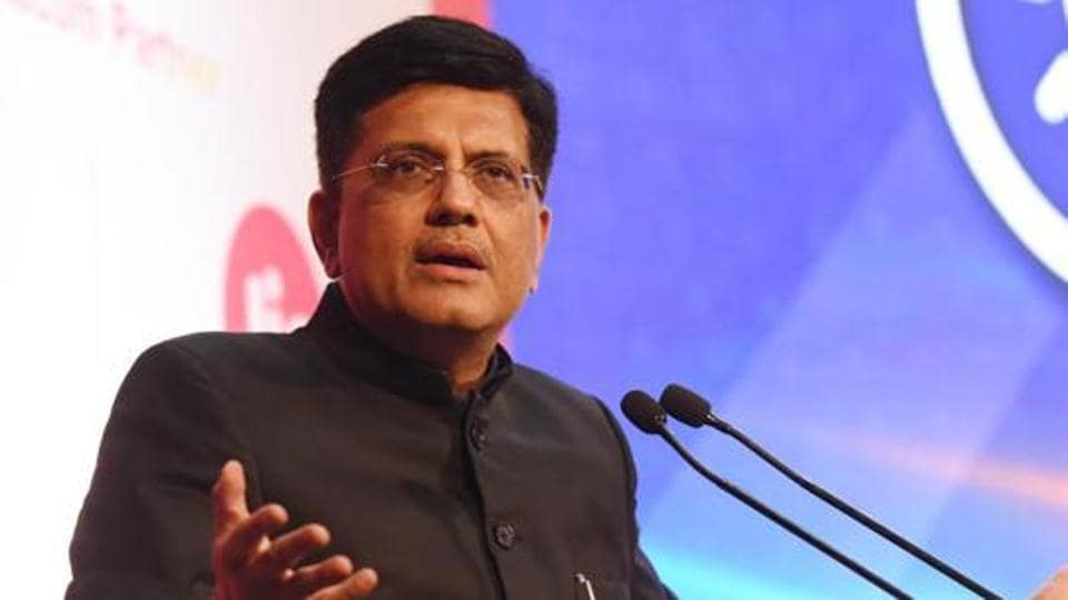 Goyal gets additional charge of finance; Irani shifted from I&B ministry