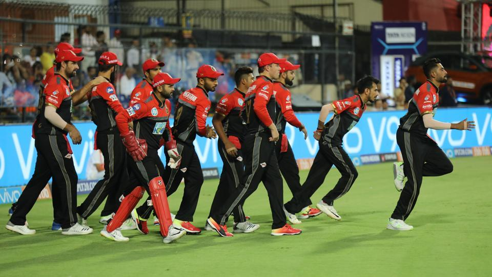Royal Challengers Bangalore needed a win desperately as a loss meant they would be out of contention for the playoffs. (BCCI)