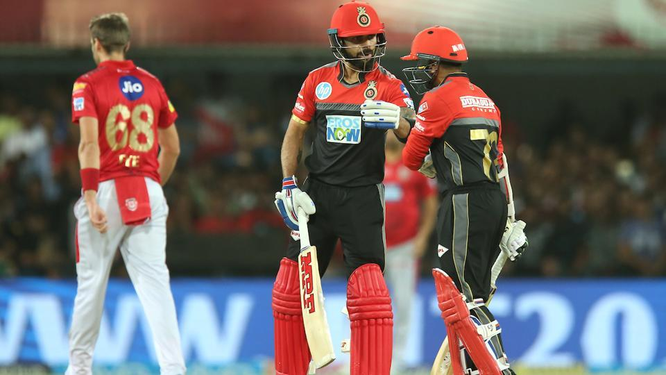 Chasing a meagre total of 89, Virat Kohli and Parthiv Patel gave Royal Challengers Bangalore a brilliant start. (BCCI)