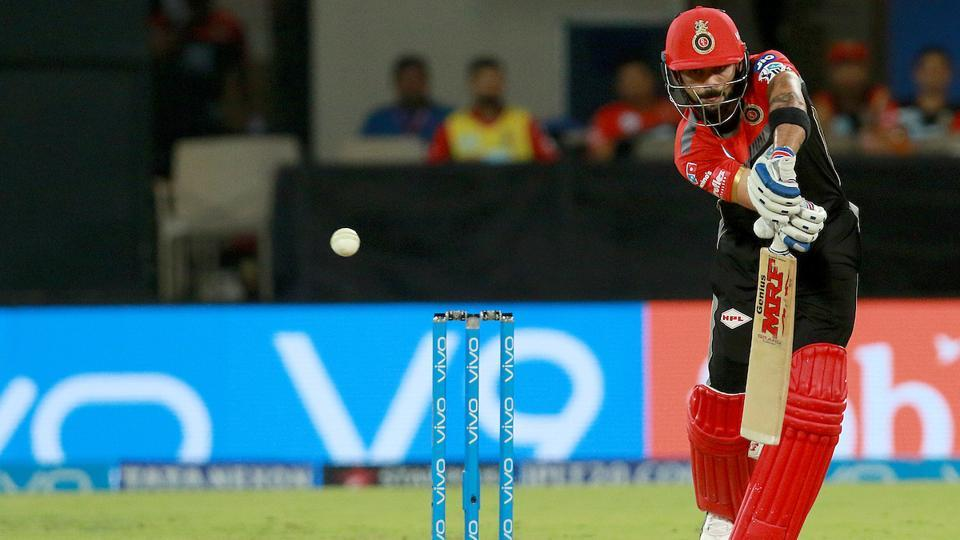 Virat Kohli scored 48 not out off 28 deliveries which included six boundaries and two sixes. (BCCI)