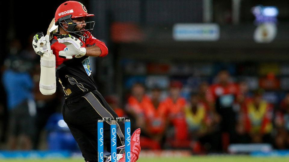 Parthiv Patel scored 40 not out off 22 deliveries which included seven boundaries. (BCCI)