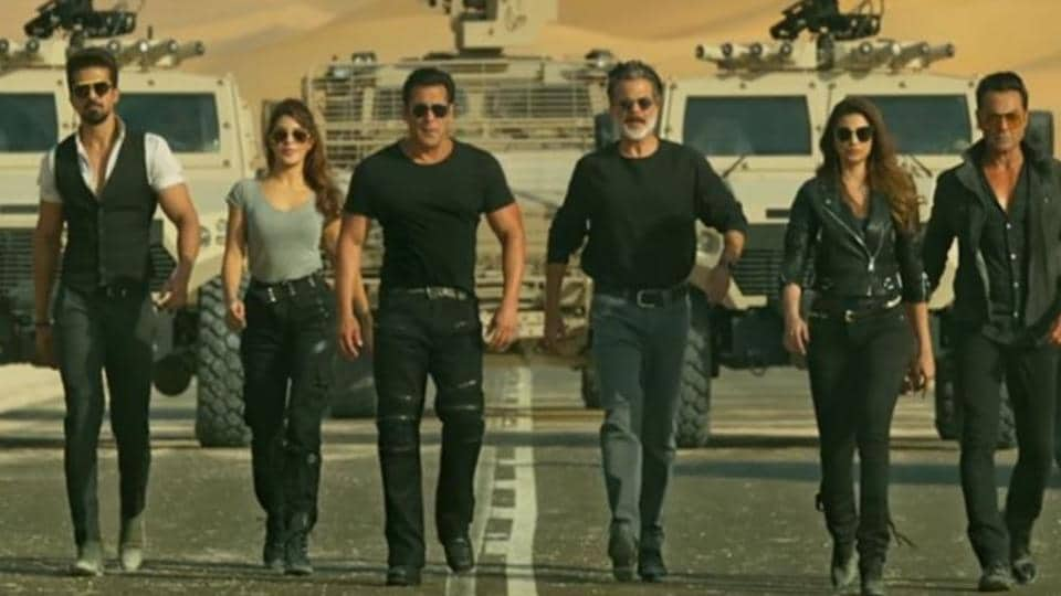 Salman Khan,Race 3,Bobby Deol