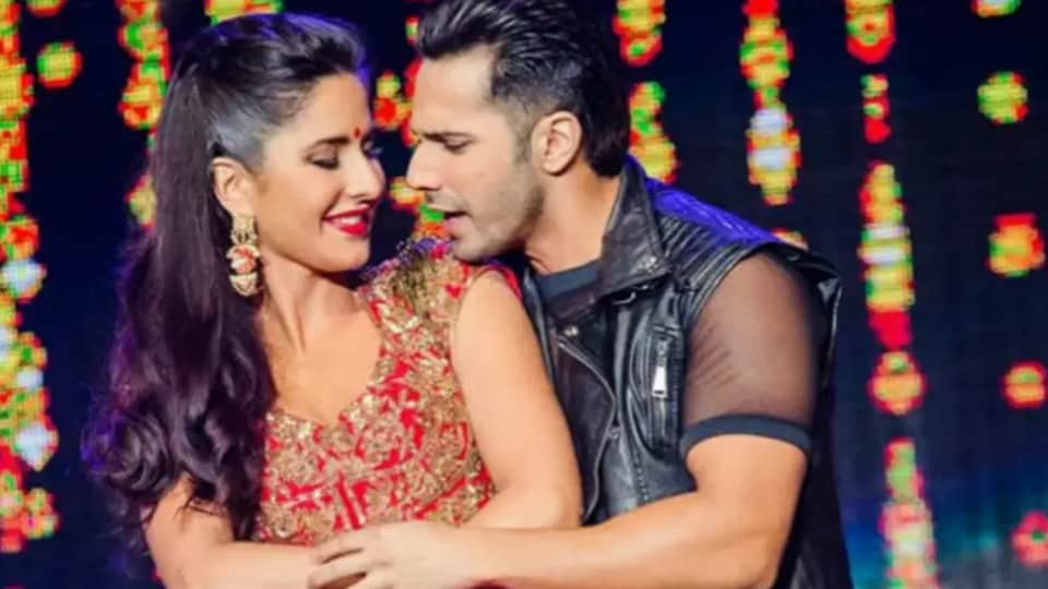 Katrina Kaif and Varun Dhawan performed together at the Dream Team Concert 2016.
