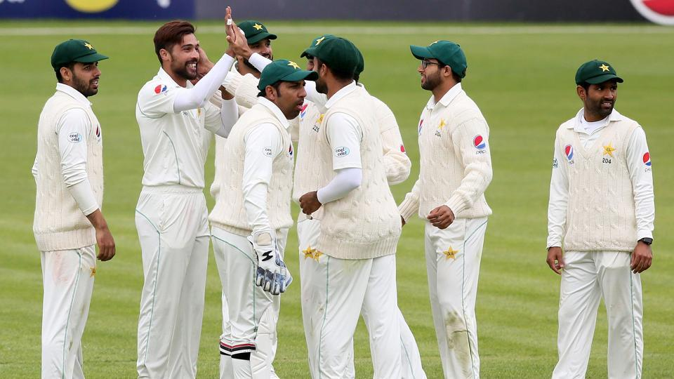 The first Test between England and Pakistan begins at Lord's today