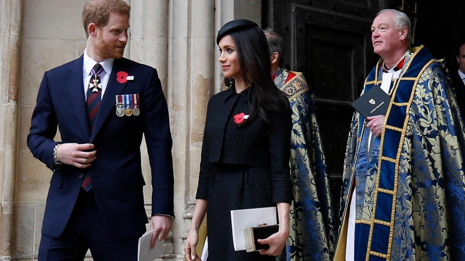 Meghan Markle's father Thomas was due to walk his daughter down the aisle.