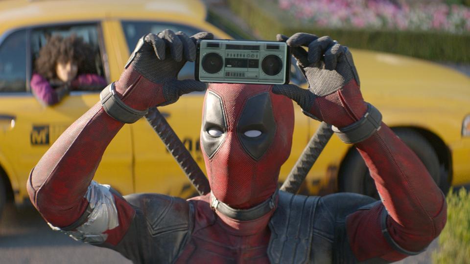 Ryan Reynolds,Deadpool 2,Deadpool 2 Rotten Tomatoes