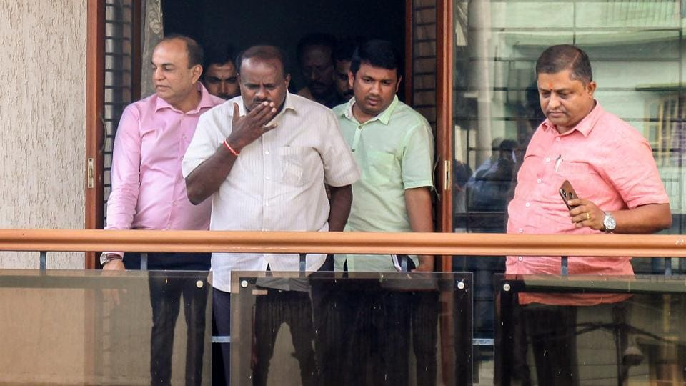 HD Kumaraswamy,Karnataka,Karnataka election results