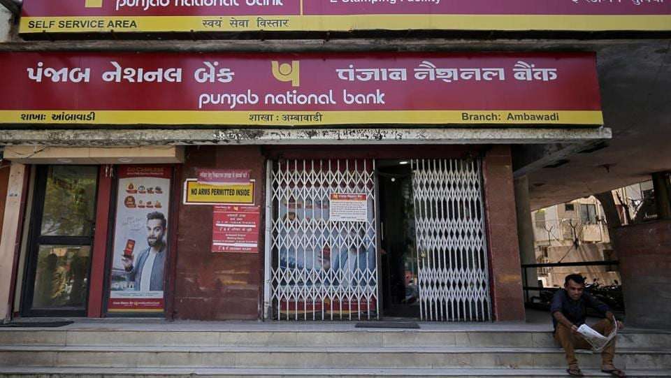 The scam-hit Punjab National Bank (PNB) on Tuesday posted its largest ever quarterly loss of Rs 13,416.91 crore for the January-March period, mainly on account of high provisioning for bad loans. (Amit Dave / REUTERS File)