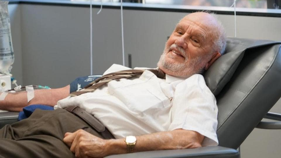 James Harrison,Medal of the Order of Australia,Blood donor