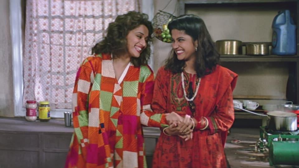 Madhuri Dixit,Renuka Shahane,DID Li'l Masters