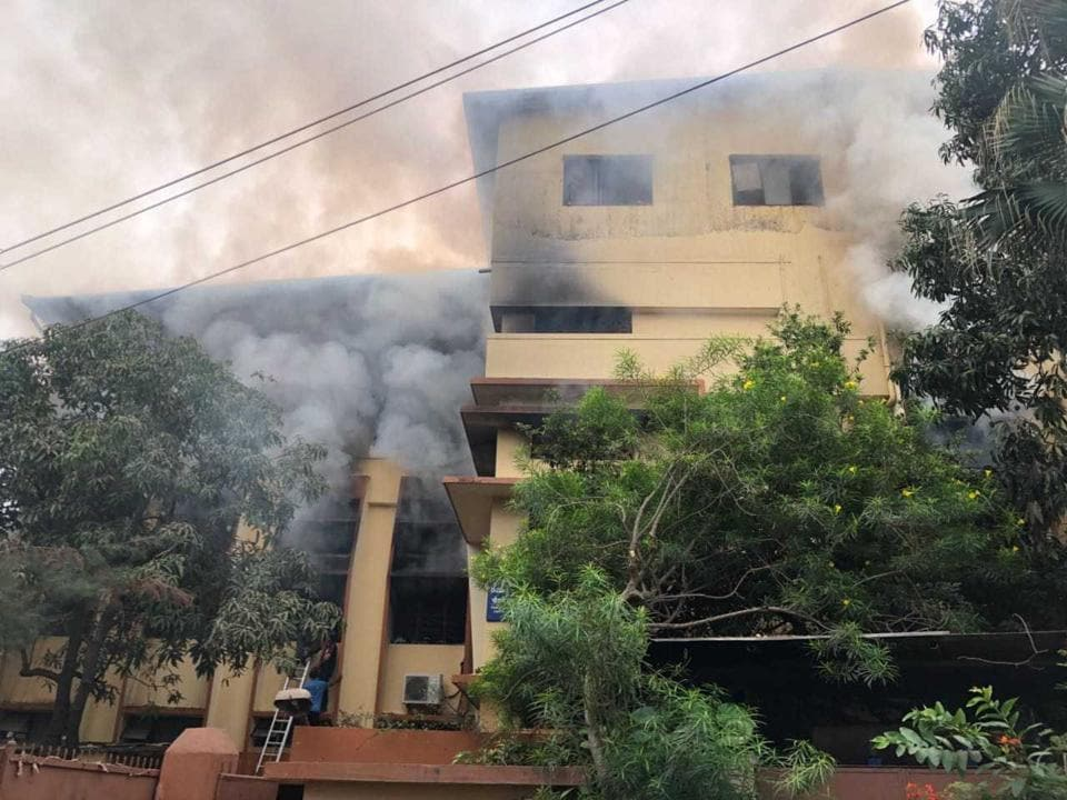 Mumbai fire,Vasai fire,factory fire