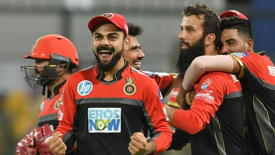 IPL 2018,Royal Challengers Bangalore vs Sunrisers Hyderabad,Virat Kohli