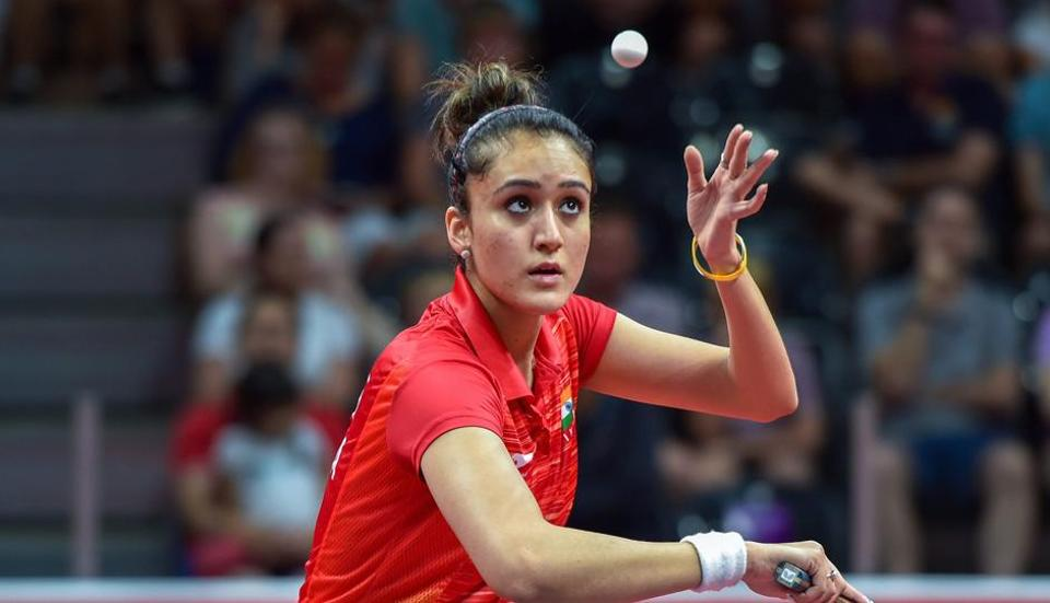 Manika Batra, after her brilliant show at the 2018 Commonwealth Games, has got an extension in the Target Olympic Podium Scheme (TOPS).