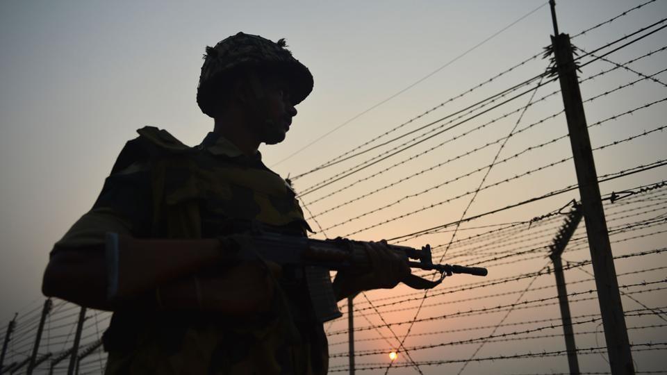 Trooper killed in Pakistan firing along IB in Jammu sector