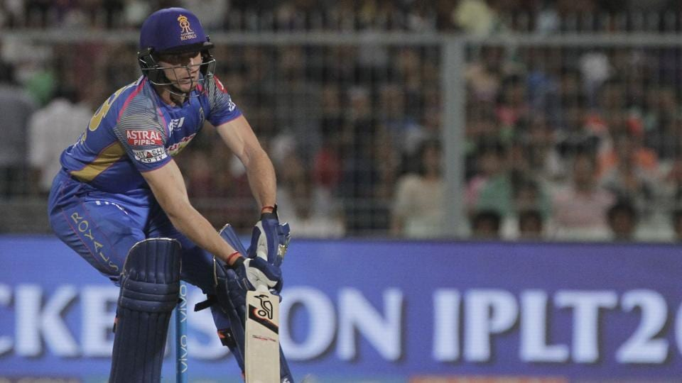 Jos Buttler, who had hit five consecutive fifties, was once again in splendid touch as he gave Rajasthan Royals a brilliant start. (AP)