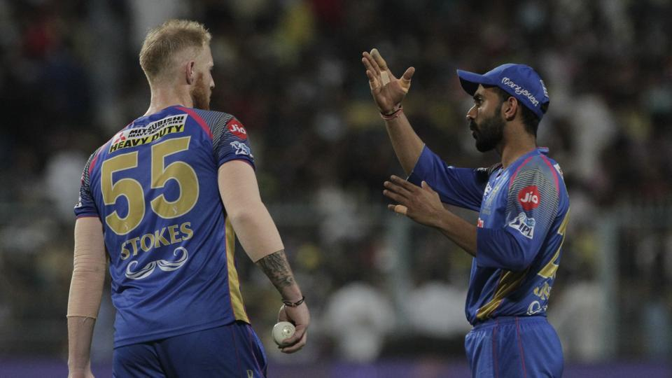 In response, Kolkata Knight Riders started well with Krishnappa Gowtham leaking 21 runs in the first over. (AP)