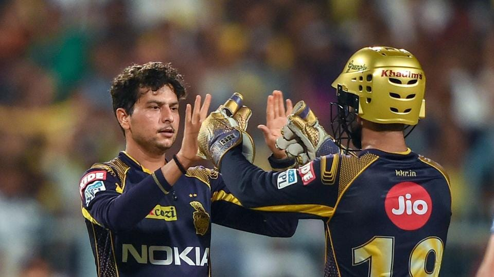 However, Kuldeep Yadav changed the complexion of the game with a magical spell of 4/20 in four overs. (PTI)