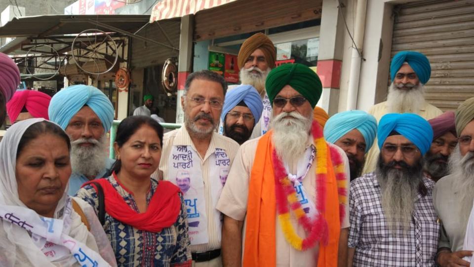 Shahkot bypoll,AAP,Arvind Kejriwal