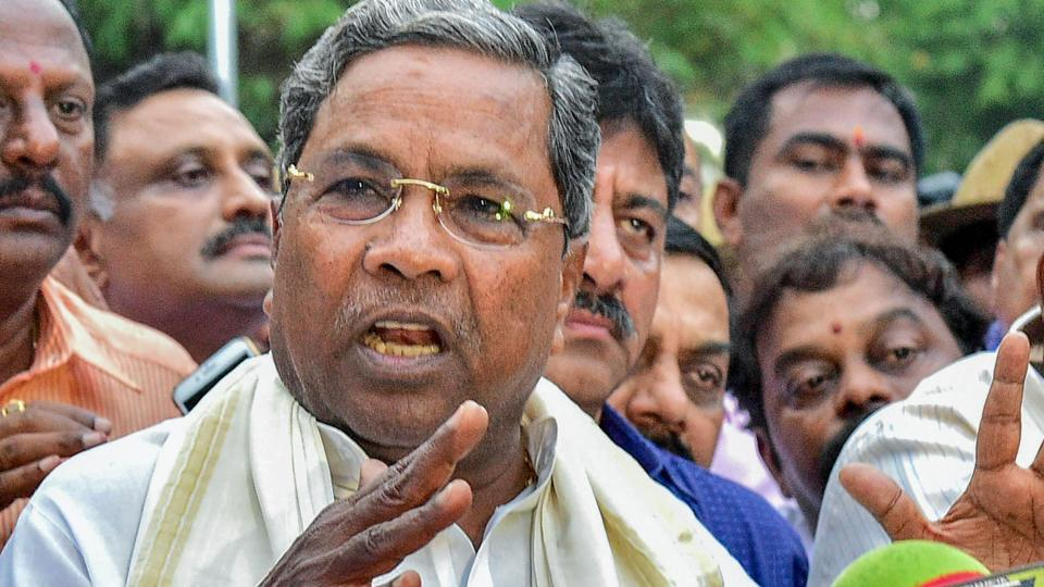 The backward castes and minorities did not stay loyal to Siddaramaiah (pictured) like the Vokkaligas remained loyal to Deve Gowda and Lingayats to Yeddyurappa.