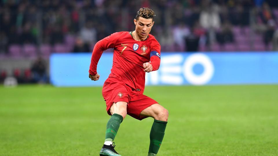 Cristiano Ronaldo,FIFA World Cup 2018,2018 FIFA World Cup