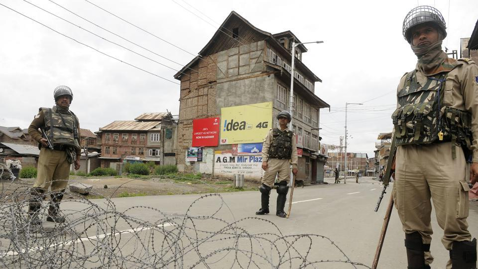 Hope all in Kashmir will reciprocate Centre's peace move: BJP