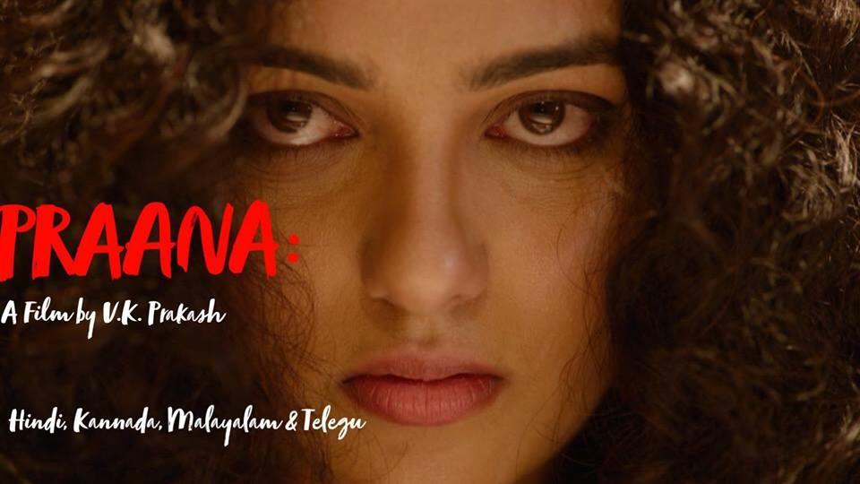 Praana, which has been shot in four south Indian languages, will feature Nithya Menen in as the only actor in the film.
