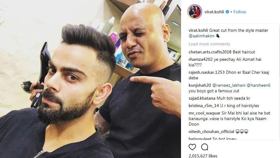 Virat Kohli is not only the current generation's most popular and talented cricketer, but is also high on fashion.