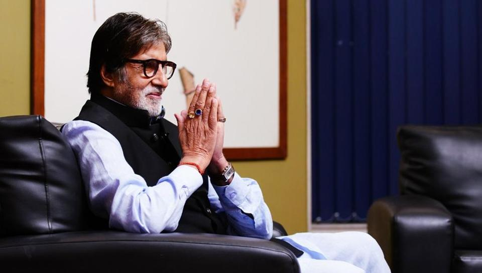Amitabh Bachchan was recently seen in 102 Not Out.