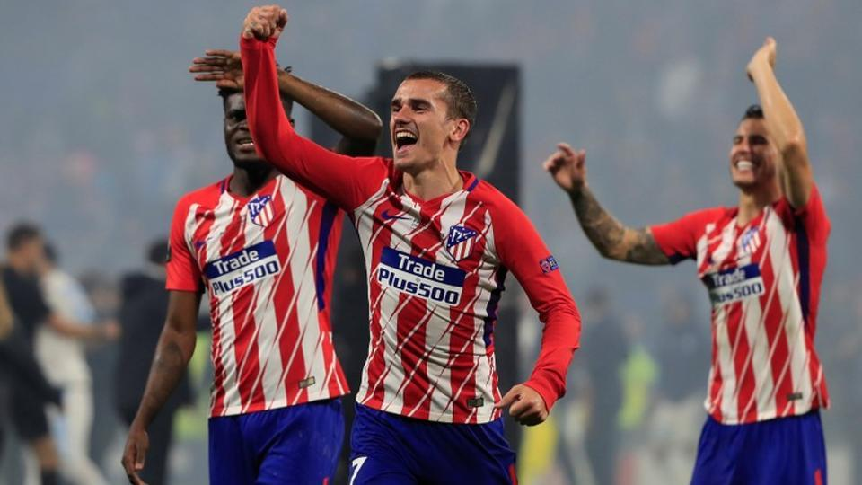 LIVE - UEFA Europa League Final: Olympique de Marseille v Atlético de Madrid SAD