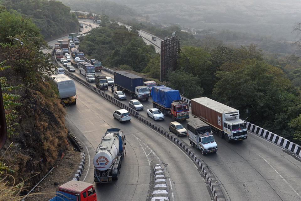 Currently it take 3 hours to reach Pune from Mumbai using the expressway.