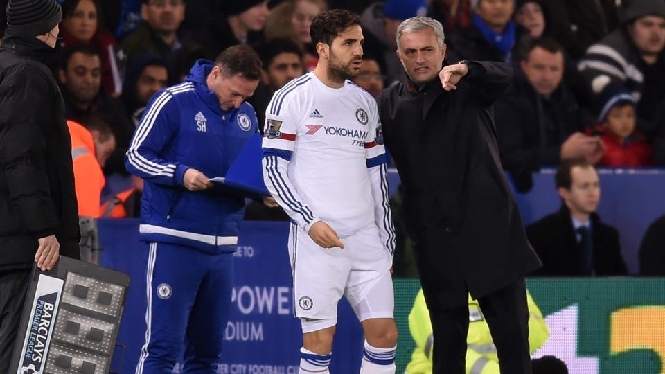 Cesc Fabregas was signed by Jose Mourinho for Chelsea at the start of 2014-15 season.