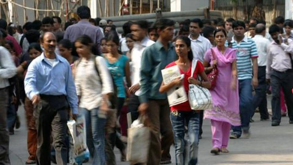 India is expected to surpass China as the country with the world's largest total population, according to UN estimates.